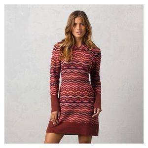 prAna adorable sweater dress! Meryl Sweater Dress